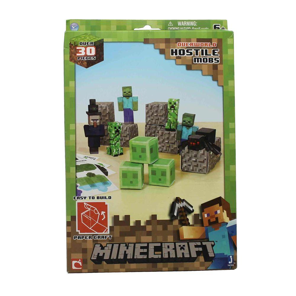 minecraft hostile mobs teddy n me