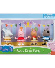 PEPPA PIG - FANCY DRESS PARTY