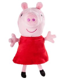 PEPPA PIG - TALKING PLUSH PEPPA