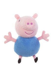 Copy of PEPPA PIG - TALKING PLUSH GEORGE
