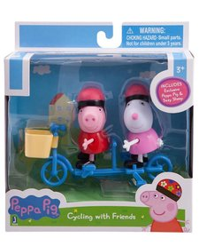 PEPPA PIG 2 PACK FIGURE