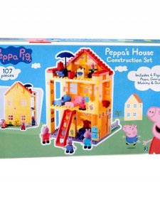 PEPPA PIG CONSTRUCTION HOUSE