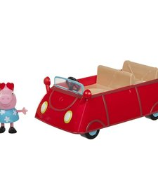 PEPPA PIG: LITTLE RED CAR