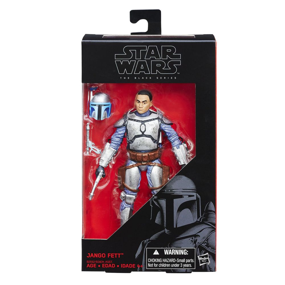 STAR WARS BLACK SERIES - JANGO FETT