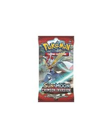 CRIMSON INVASION - BOOSTER PACK
