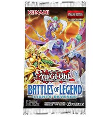 BATTLES OF LEGEND - LIGHTS REVENGE - BOOSTER PACK