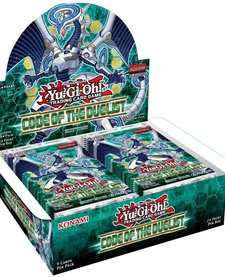 CODE OF THE DUELIST - BOOSTER BOX