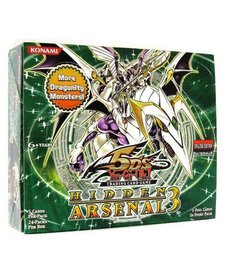 HIDDEN ARSENAL 3 - BOOSTER BOX
