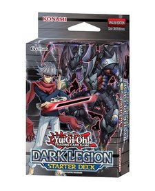 STARTER DECK DARK LEGION / SABER FORCE