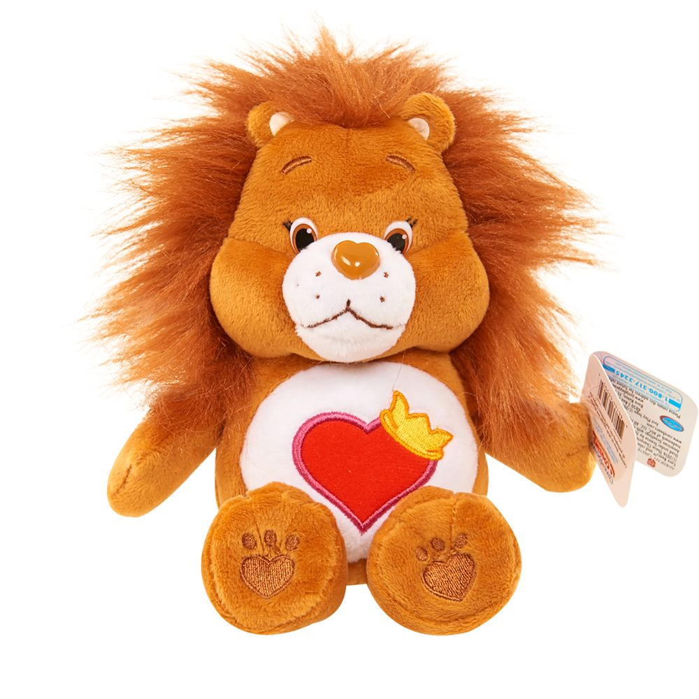 CARE BEARS BRAVE HEART LION