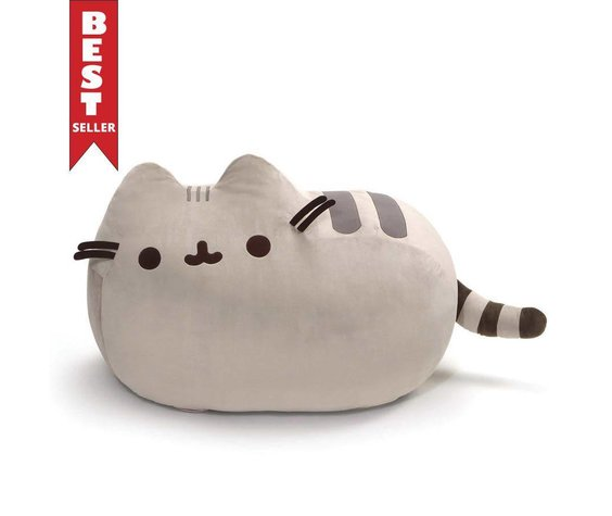 PUSHEEN SUPER JUMBO PLUSH