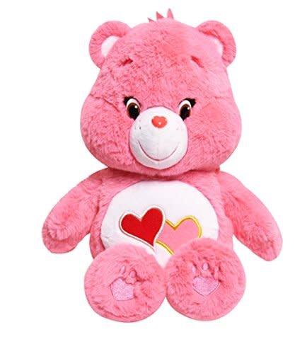 CARE BEARS LOVE-A-LOT BEAR