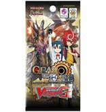 CARDFIGHT VANGUARD GEAR OF FATE PACK