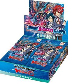 VANGUARD DIVINE DRAGON CAPER BOOSTER BOX