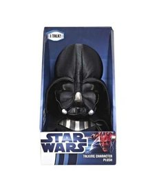 STAR WARS TALKING PLUSH DARTH VADER