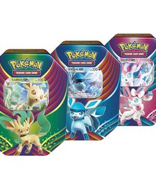 POKEMON 2018 FALL TIN EVOLUTION CELEBRATION