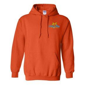Gildan Heavy Blend ORANGE Sweat Shirt