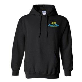 Gildan Heavy Blend Sweat Shirt (Black)