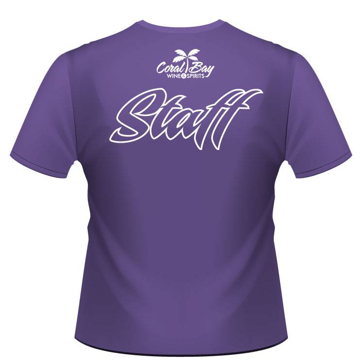 Next Level Next Level CVC Crew T Shirt (Purple Rush)