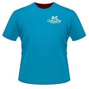 Next Level CVC Crew T Shirt ( Turquoise)