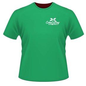 Next Level CVC Crew T Shirt (Kelly Green)