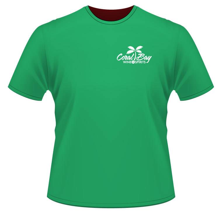 Next Level Next Level CVC Crew T Shirt (Kelly Green)