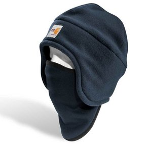 Carhartt Carhartt FR Fleece 2 in 1 Knit Hat (Navy)