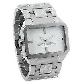 Rockwell Duel Time (WHITE/SILVER)