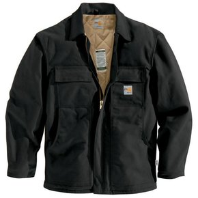 Carhartt Carhartt FR Duck Traditional Coat (Black)