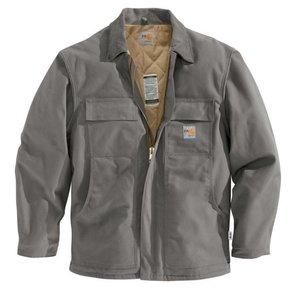 Carhartt Carhartt FR Duck Traditional Coat (Steel)