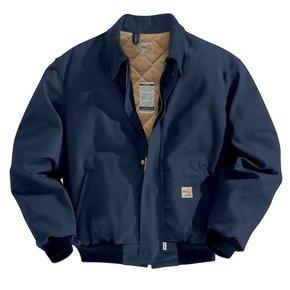Carhartt Carhartt FR HW Duck Bomber Jacket ( Navy)