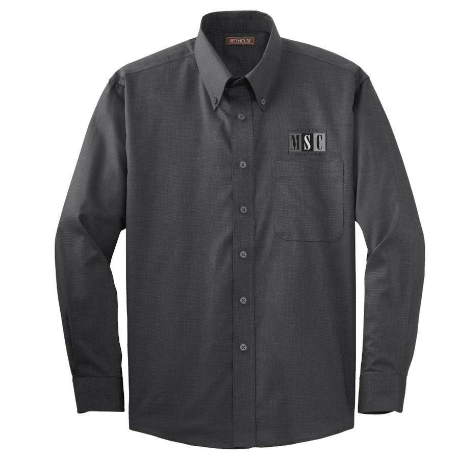 Red House Red House Button Down (BLACK)