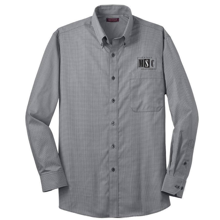 Red House Red House Men's Button Down (Black)