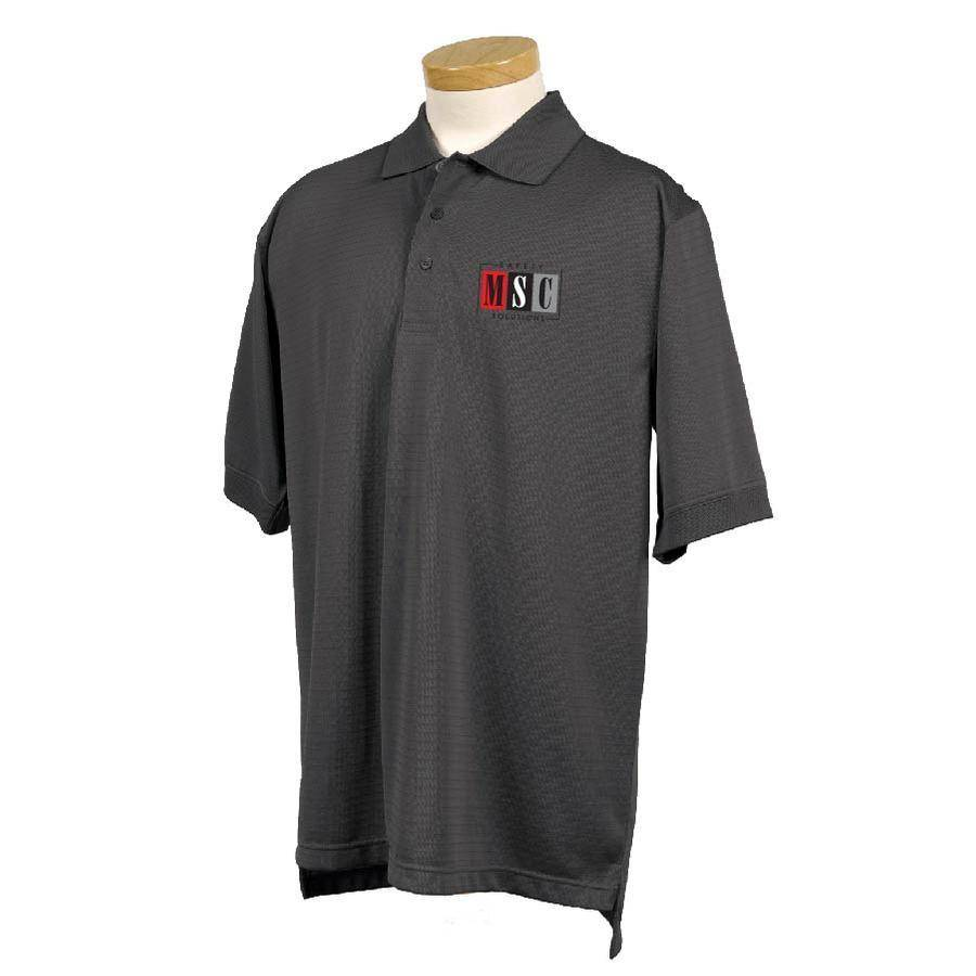 Tri Mountain Tri Mountain Odyssey Polo (Charcoal)