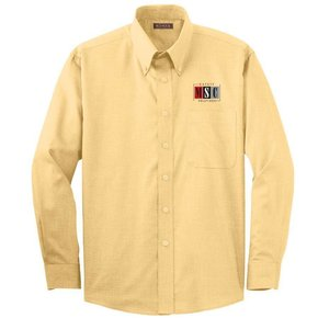 Red House Red House Men's Button Shirt (Yellow)