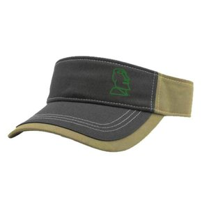 Richardson Richardson Visor ( Charcoal/Gold)