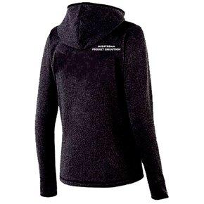 Holloway Ladies Artillery Angled Jacket ( Black)