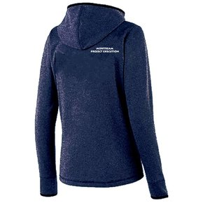 Holloway Holloway Ladies Artillery Angled Jacket ( Navy)