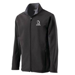 Holloway Revival Jacket (Black w/white logo)