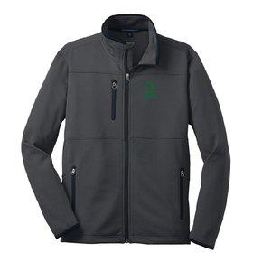 Port Authority® Pique Fleece Jacket ( Graphite )