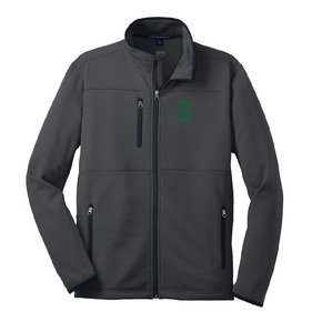 Port Authority Port Authority® Pique Fleece Jacket ( Graphite )