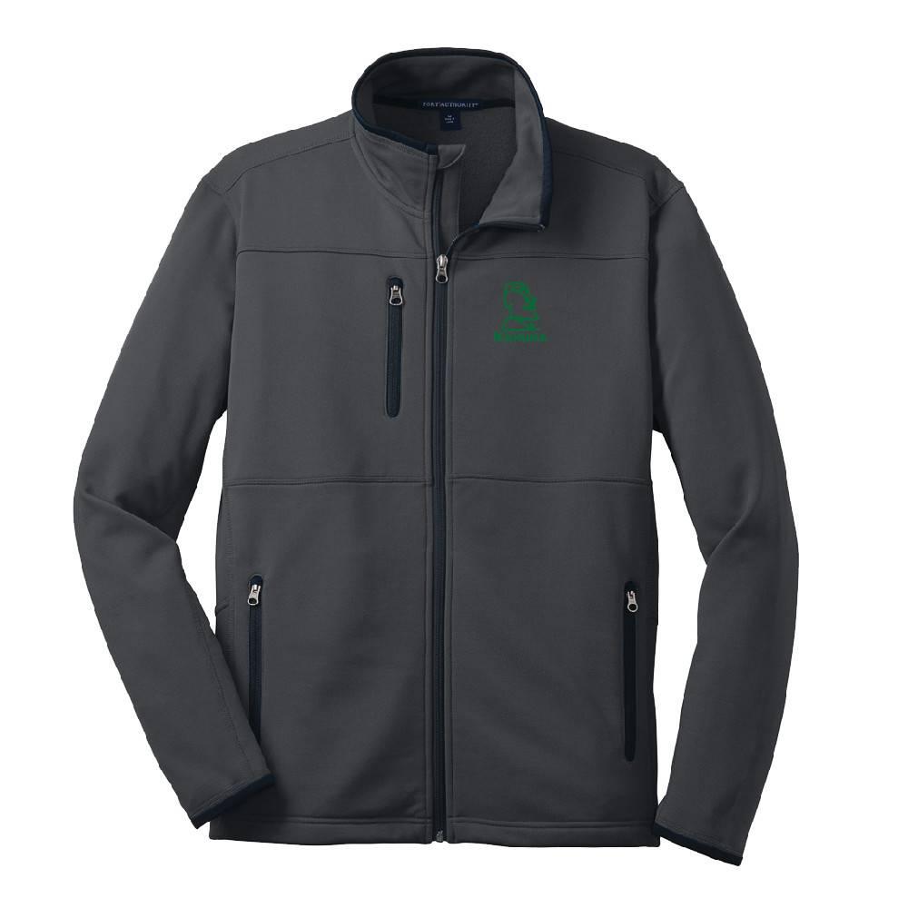 Port Authority Port Authority® Pique Fleece Jacket ( Graphite )