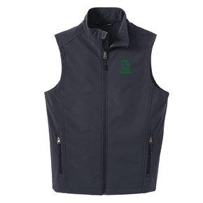 Port Authority® Core Soft Shell Vest ( Battleship Grey )
