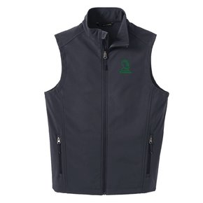 Port Authority Port Authority® Core Soft Shell Vest ( Battleship Grey )