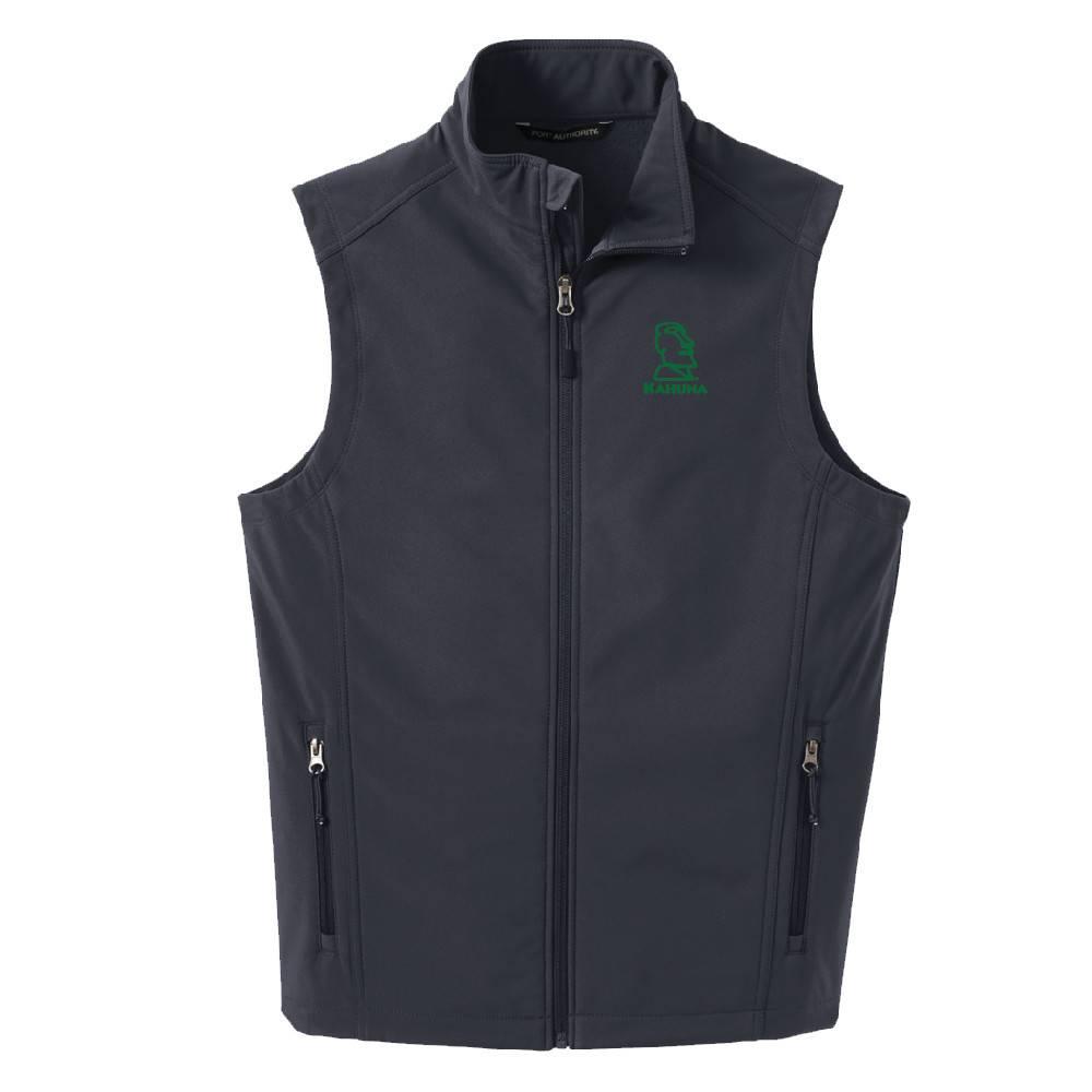 Port Authority Port Authority® Core Soft Shell Vest ( Battleship Grey )