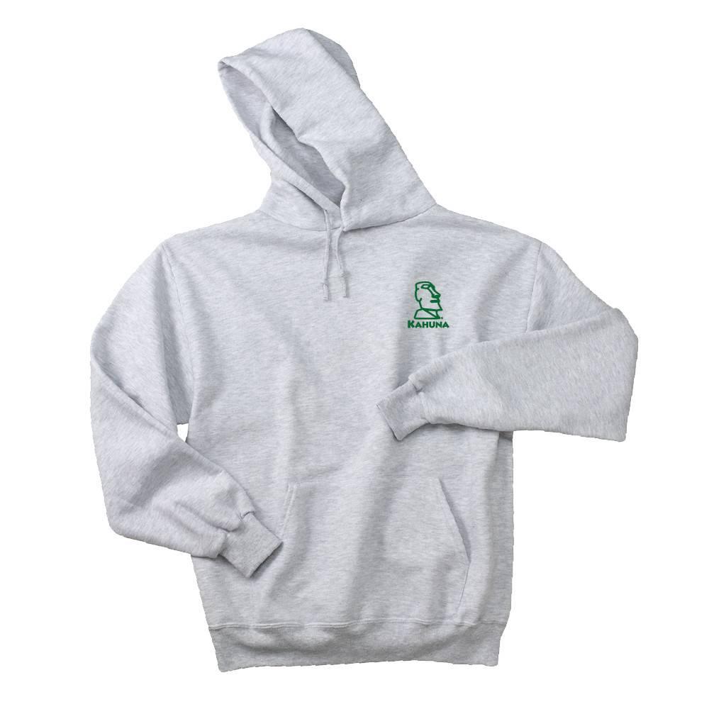 Jerzees JERZEES® SUPER SWEATS® - Pullover Hooded Sweatshirt ( Ash )