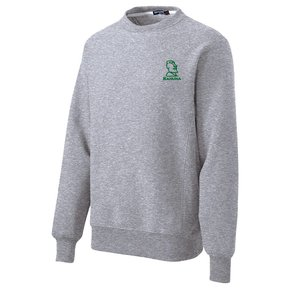 Sport-Tek® Super Heavyweight Crewneck Sweatshirt (Athletic Heather)