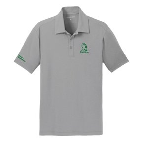 Port Authority® Cotton Touch Performance Polo (Frost Grey )