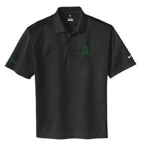 Nike Golf Tech Basic Dri-Fit Polo ( Black)