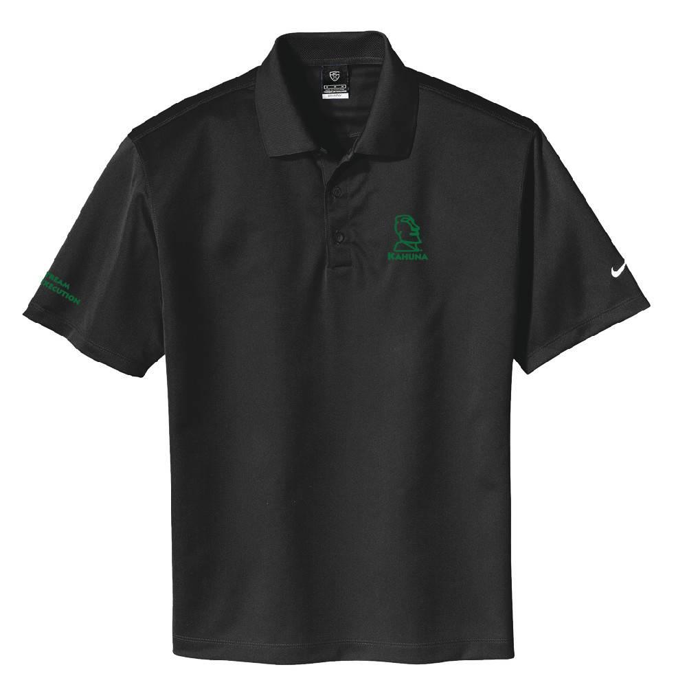 Nike Nike Golf Tech Basic Dri-Fit Polo ( Black)